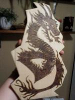 дракон (изнаночная сторона)