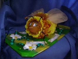 Друг пчелки Майи. Пчел Май.