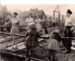Ленинградское хореографическое училище в эвакуации