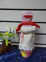новгородская(беременная) кукла