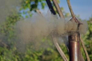 Структура дыма