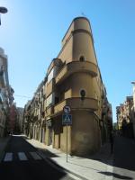 В этом доме родился А.Гауди