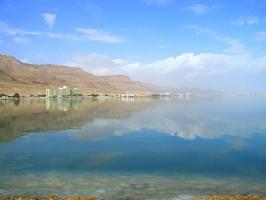 Поэзия Мёртвого моря