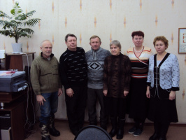 """Встреча участников клуба """"Волжский ветер"""""""