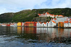 Норвежские пейзажи