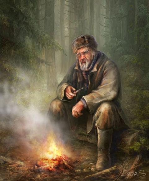 Дед Уральский