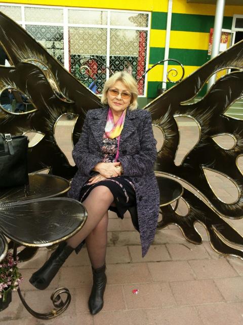 Надежда Кузьменко(Арнаутова)