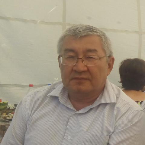 Галымхан Махамбетов