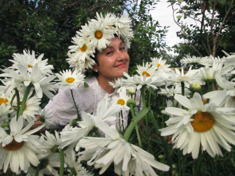 Светлана Тихонова. Тихонова Светлана (личноефото)