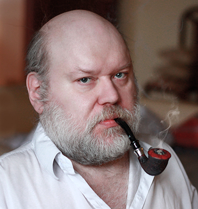 Александр Семенов.