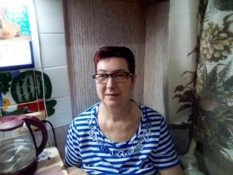 Валентина Павлушина
