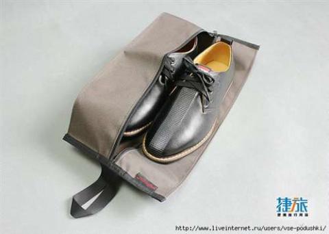 Шьём сумку для обуви