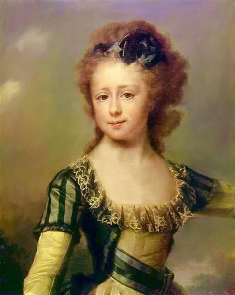 Мария Павловна, великая герцогиня