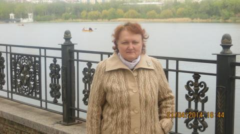 Галина Александровна Фастова