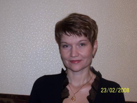 Татьяна Володикова