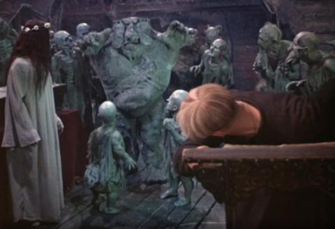 Советский фильм «Вий» вошел в топ 100 лучших хорроров