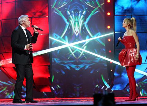 Валерия отметила 50-летие масштабным двухдневным шоу