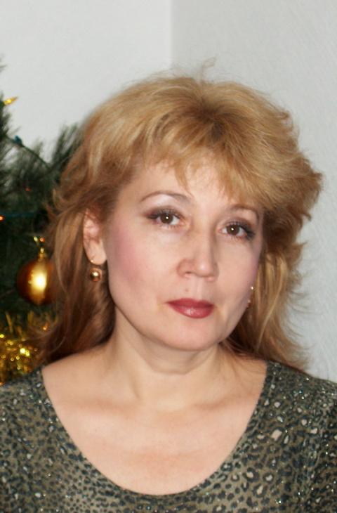 ЭЛЬВИРА ЛОШМАНОВА - МирТесен