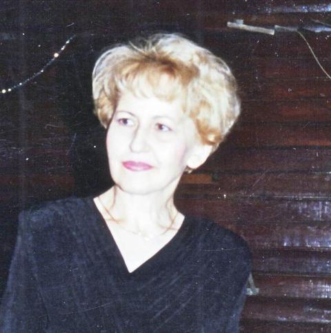 Людмила Мысина