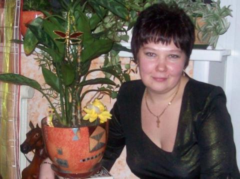 Марина Сайфулина