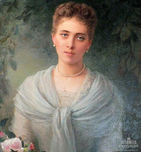 «Не светла моя дорога, Без цветов она…» Княжна Татьяна Николаевна Юсупова (1866 - 1888)