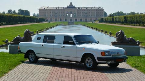 Лимузин «Волга-Кортеж» продают за 4 млн рублей