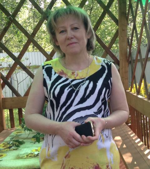 Виктория Петрова (Сарманюк)