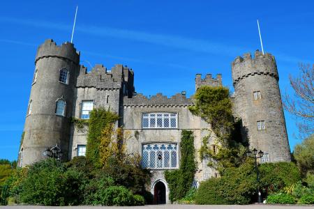 Замок Мэлахайд, Ирландия
