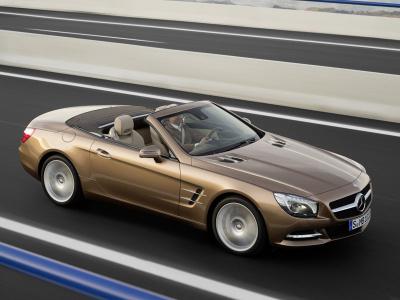 Mercedes-SL-Klasse-500-R231-2012