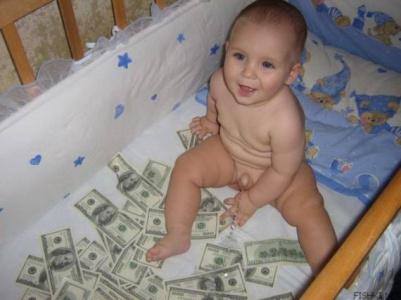 """Папа всегда говорит:""""А мне насц...ь на деньги"""" Так я готов ему помочь."""