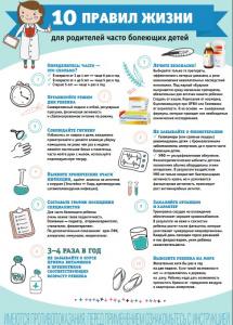 10 жизненных правил для родителей