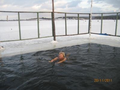 Новый бассейн
