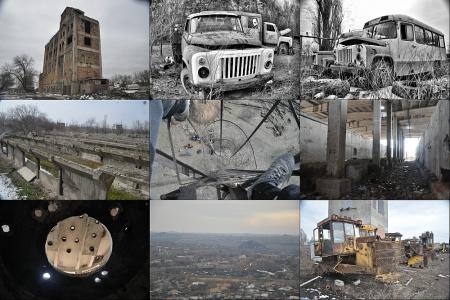 Urban Exploration - Видеоблогинг. Поездка в Шахты