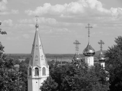 Свято-Благовещенский собор в городе Вязники