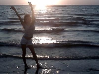 Я люблю тебя море!!!