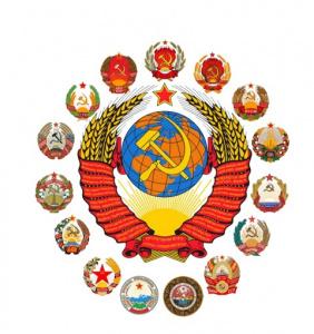 Герб Союза и Республик