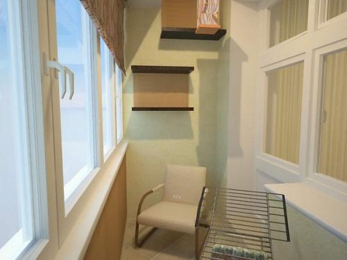 """Дизайн балконов в панельных домах фото"""" - карточка пользоват."""