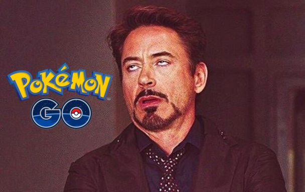 20 мемов про Pokemon GO