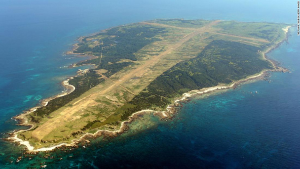 This island could become an unsinkable US aircraft carrier