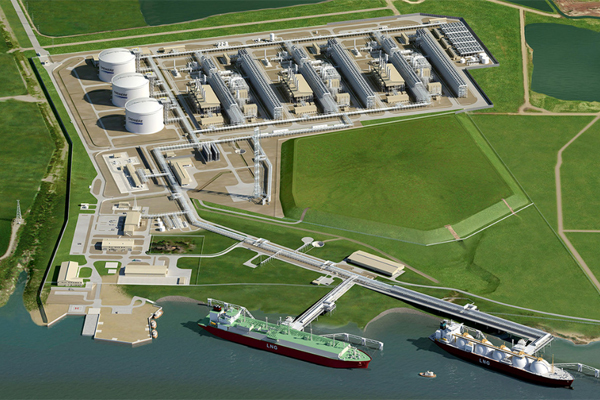 Второй в США СПГ-завод Freeport LNG все же заработал