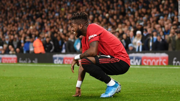 Racial incident mars Manchester derby