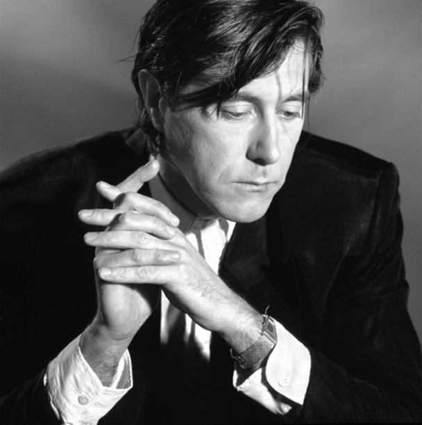 "Bryan Ferry - ""Slave to love"", ""Wind swept"", ""Don't stop the dance"""