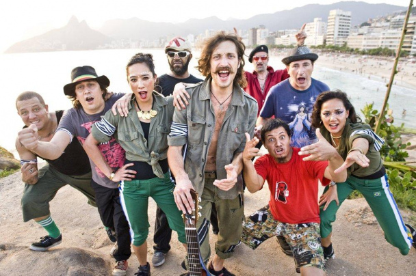 "Gogol Bordello - ""Wonderlust King"""