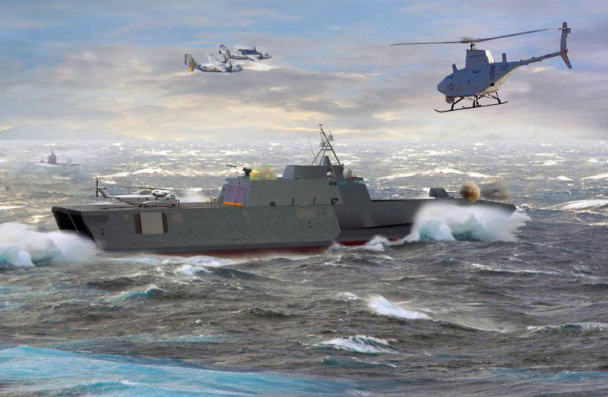 Littoral Combat Ship – новый провал американских корабелов
