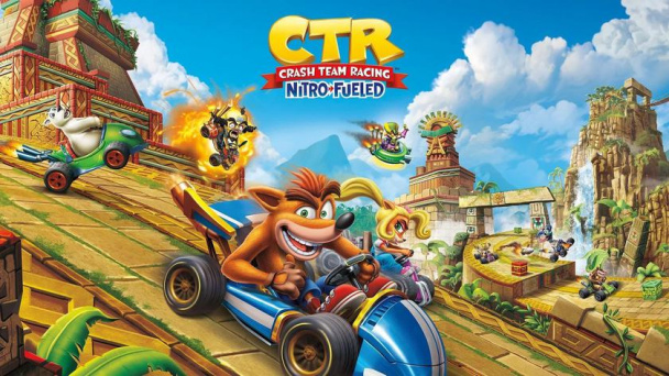 Обзор Crash Team Racing Nitro-Fueled: убийца Mario Kart из 90-х вернулся на трек