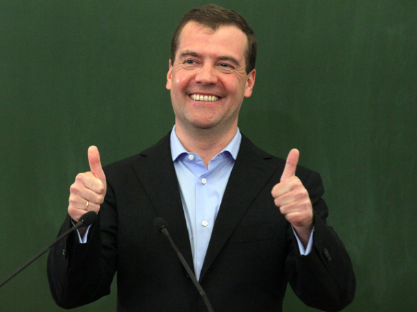 Медведев рассказал о нынешнем месте «Единой России» в актуальной повестке дня