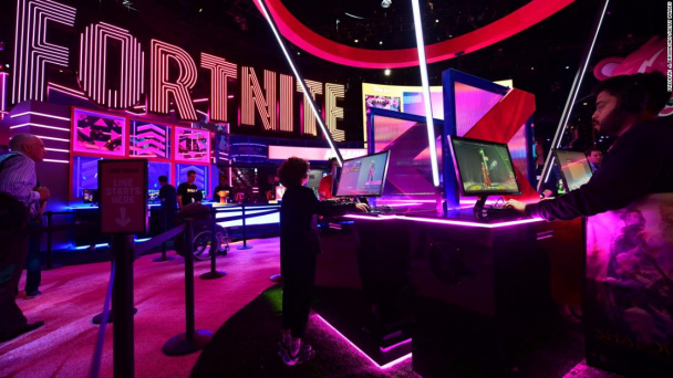 How Fortnite changed Nintendo and GameStop forever