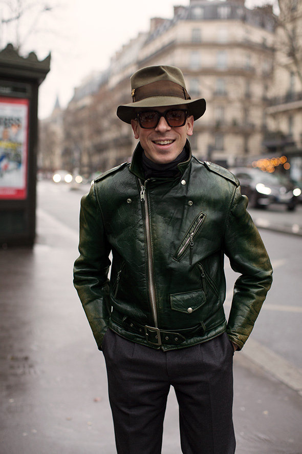 On the Street…Boulevard Saint-Germain, Paris