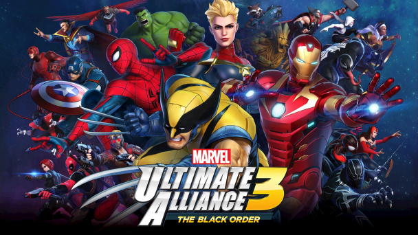 Marvel Ultimate Alliance 3: The Black Order: Обзор