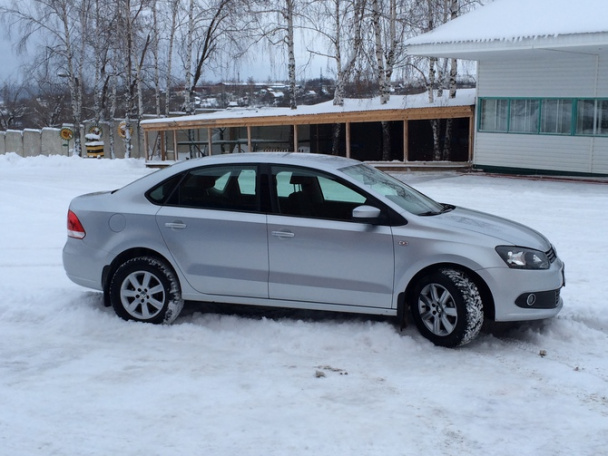 Финансовый стриптиз владения Volkswagen Polo Sedan